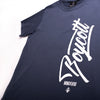 "A.H.B. BLUE NAVY ""VERTICAL BCT"" T-SHIRT COD:003-124-006"