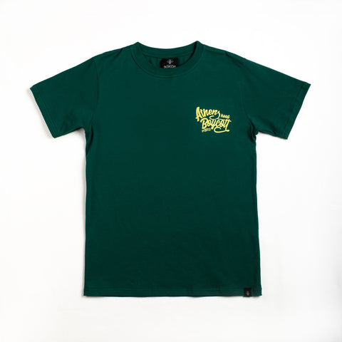 "A.H.B. CYPRESS T-SHIRT ""FUNKY LETTERING"" COD:003-160-005"
