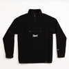 "A.H.B. BLACK ""BOYCOTT TAG"" FLEECE COD : 008-216-003"
