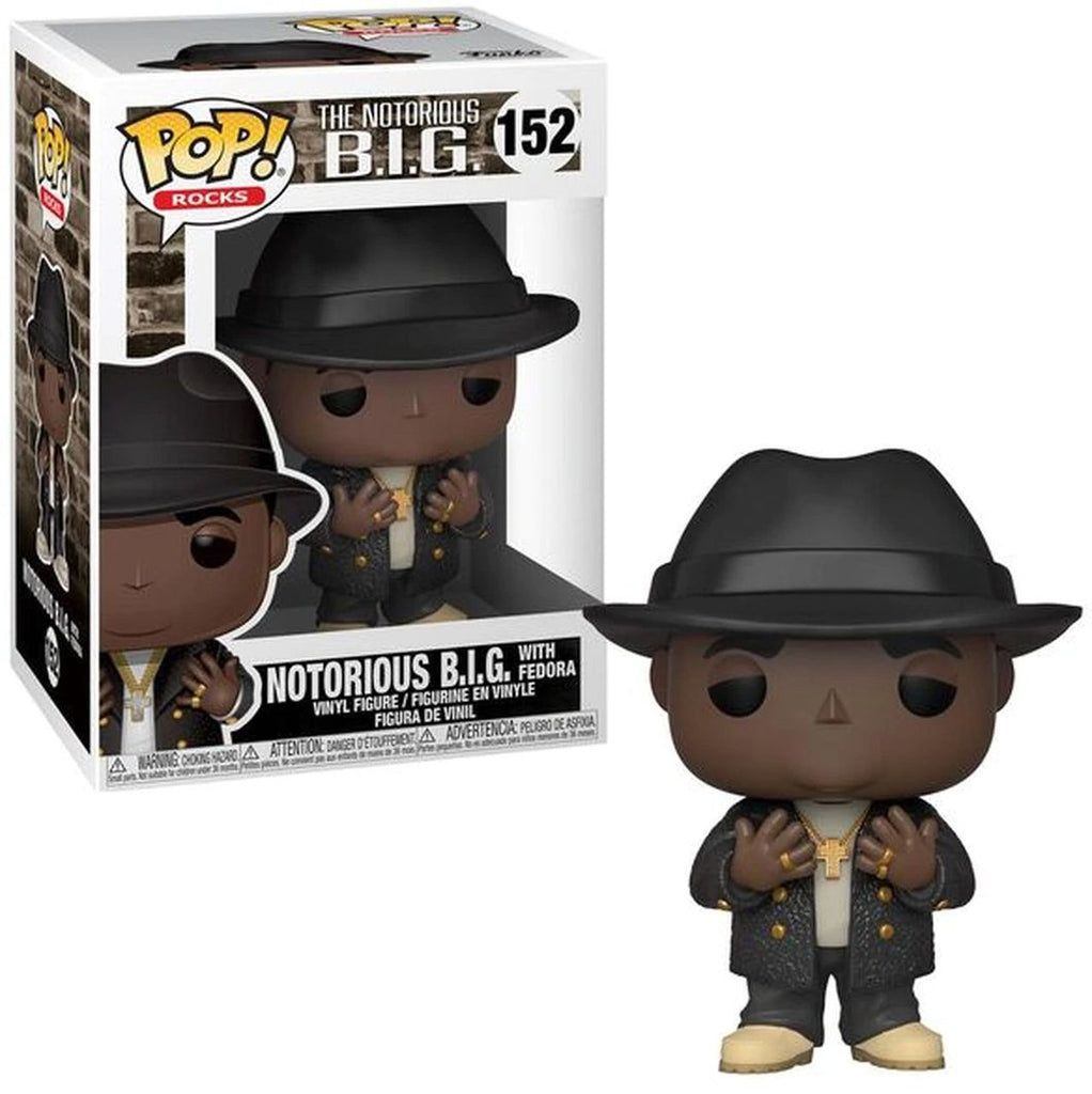 NOTORIOUS B.I.G. FUNKO POP FIGURE #152