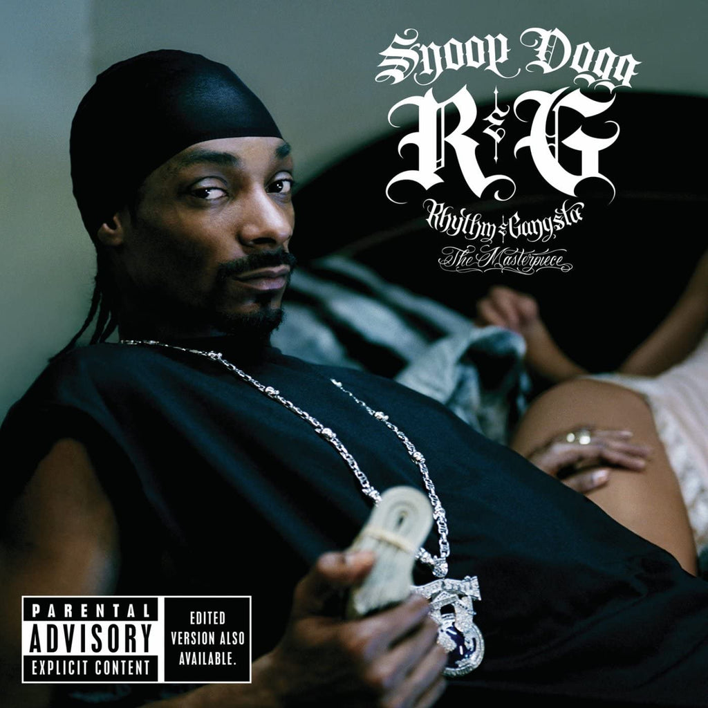 "Snoop Dogg ""R&G (Rhythm & Gangsta): The Masterpiece"" 2LP"