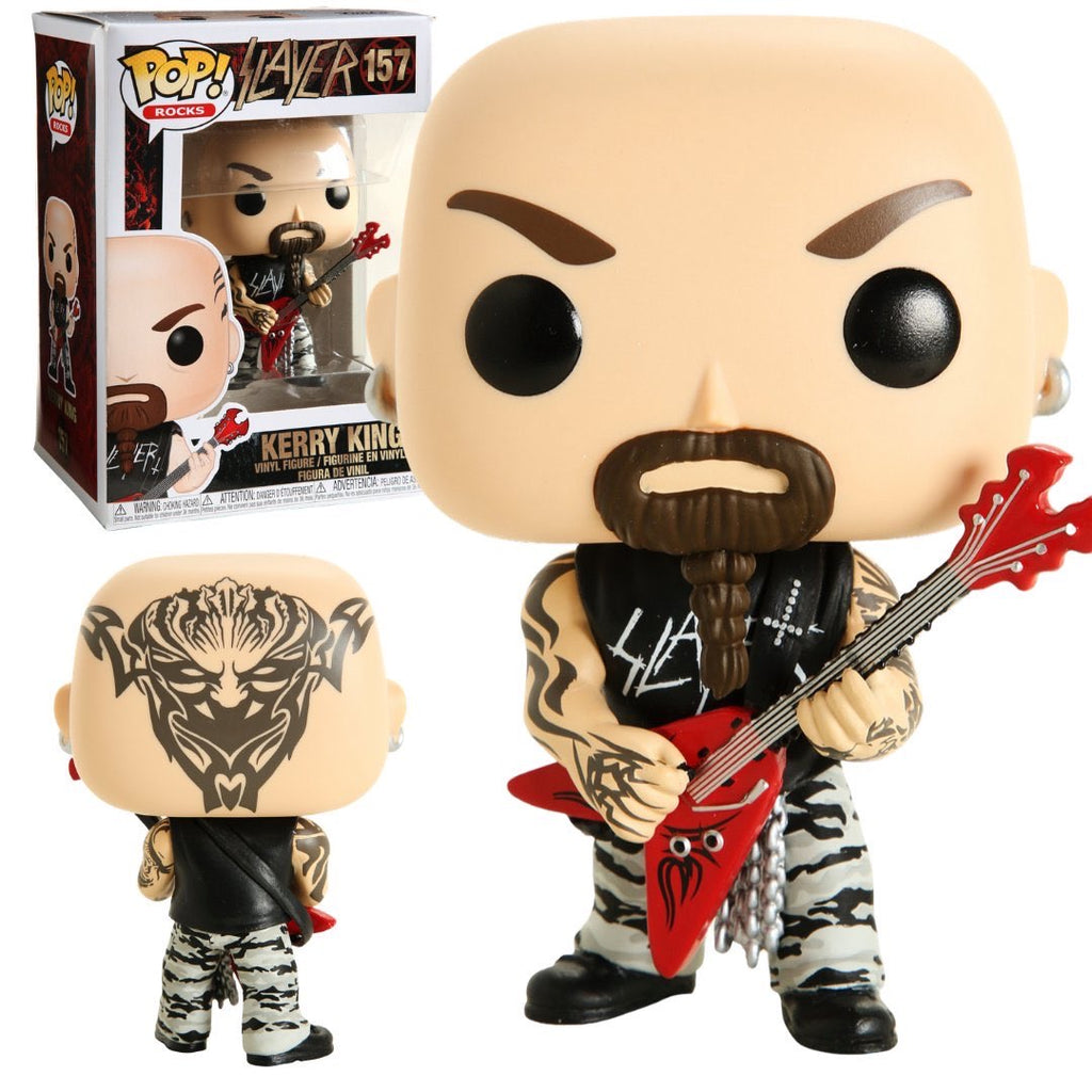 "KERRY KING ""SLAYER"" FUNKO POP FIGURE #157"