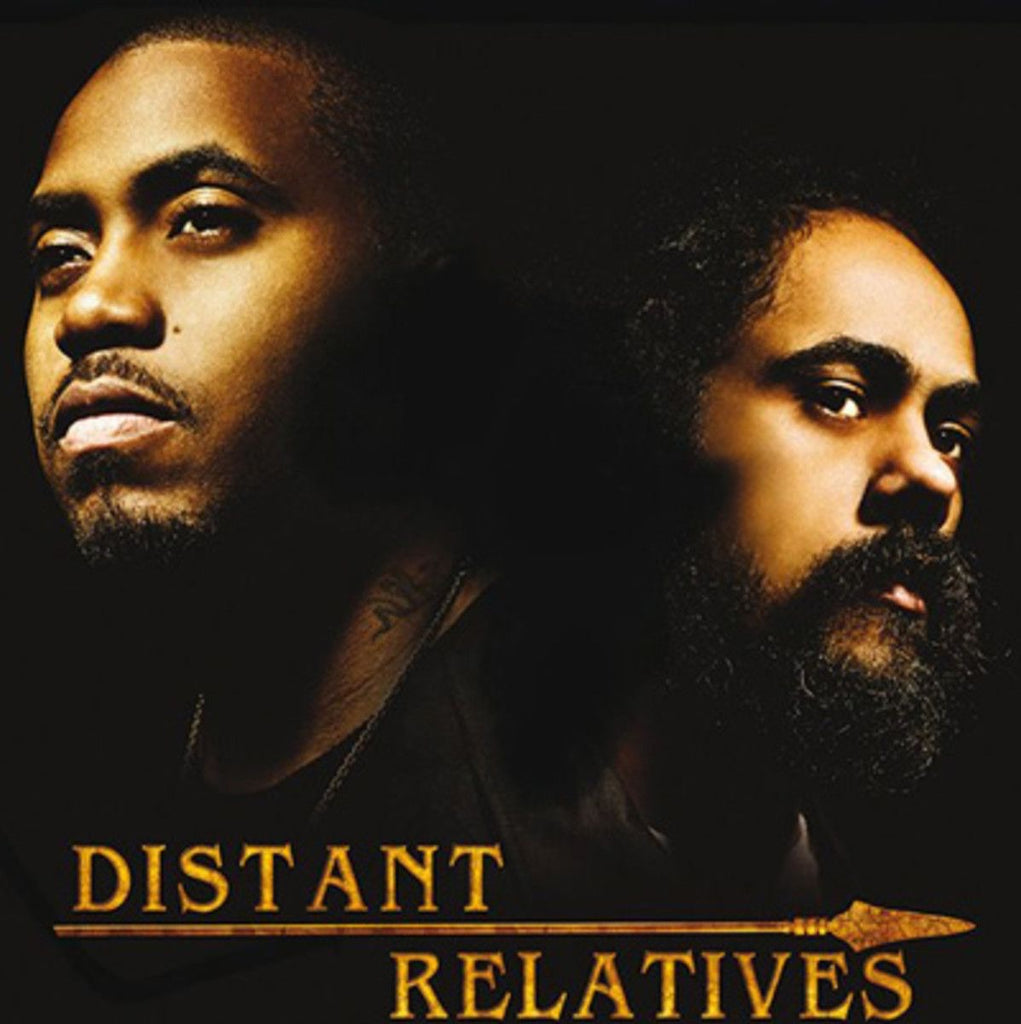 "Nas & Damian (Jr Gong)Marley ""Distant Relatives"" LP"
