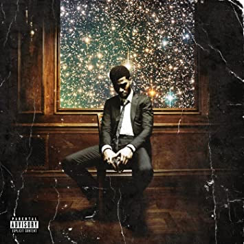 "Kid Cudi "" Man on The Moon II - The Legend of Mr. Rager"""