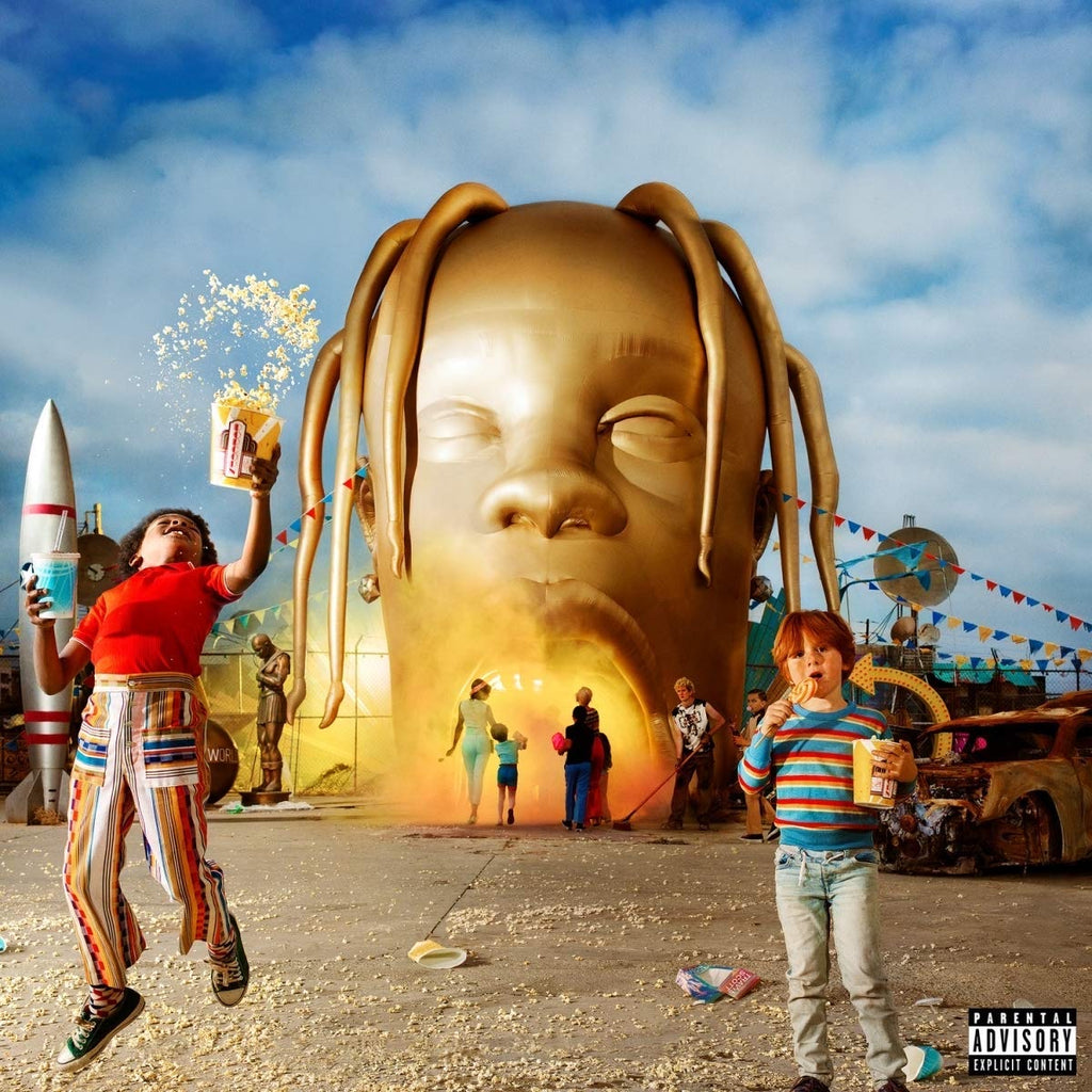 "Travis Scott ""AstroWorld"" LP"