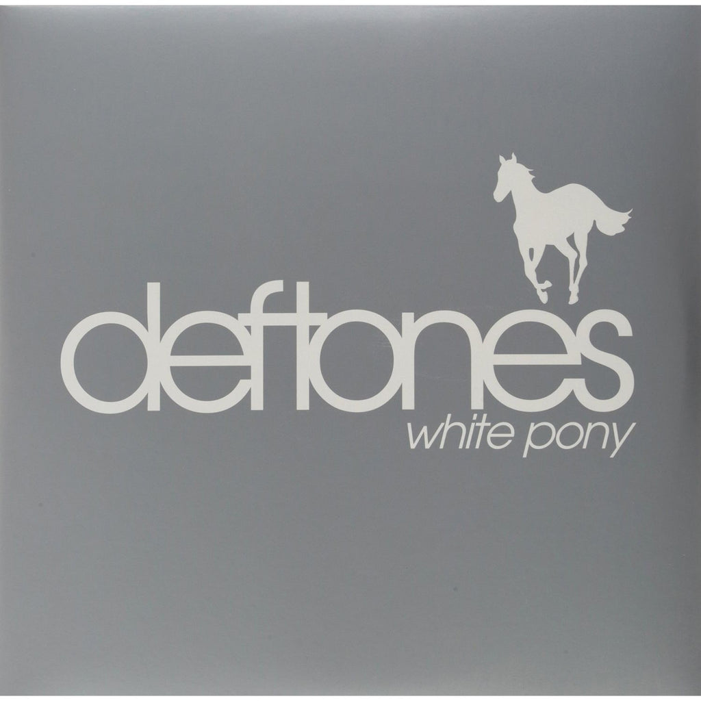 "Deftones ""White Pony"" 2LP"