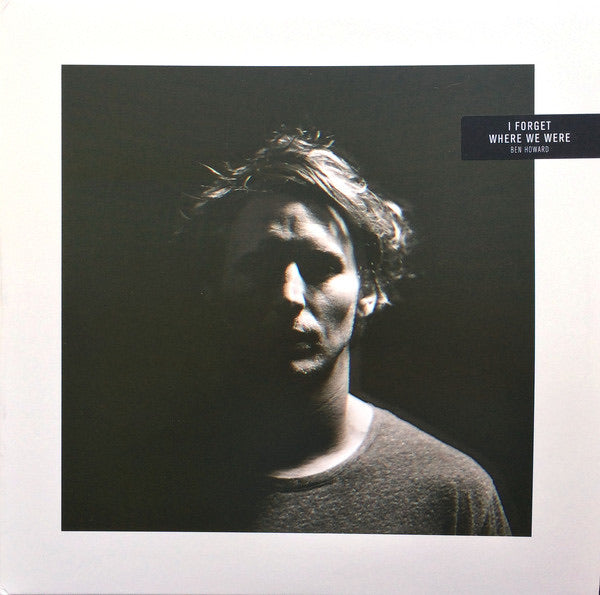 "Ben Howard ""I forget Where We Were"" 2LP"