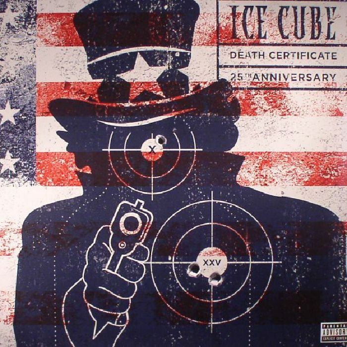 "Ice Cube ""Death Certificate"" 25th Anniversary Edition LP"