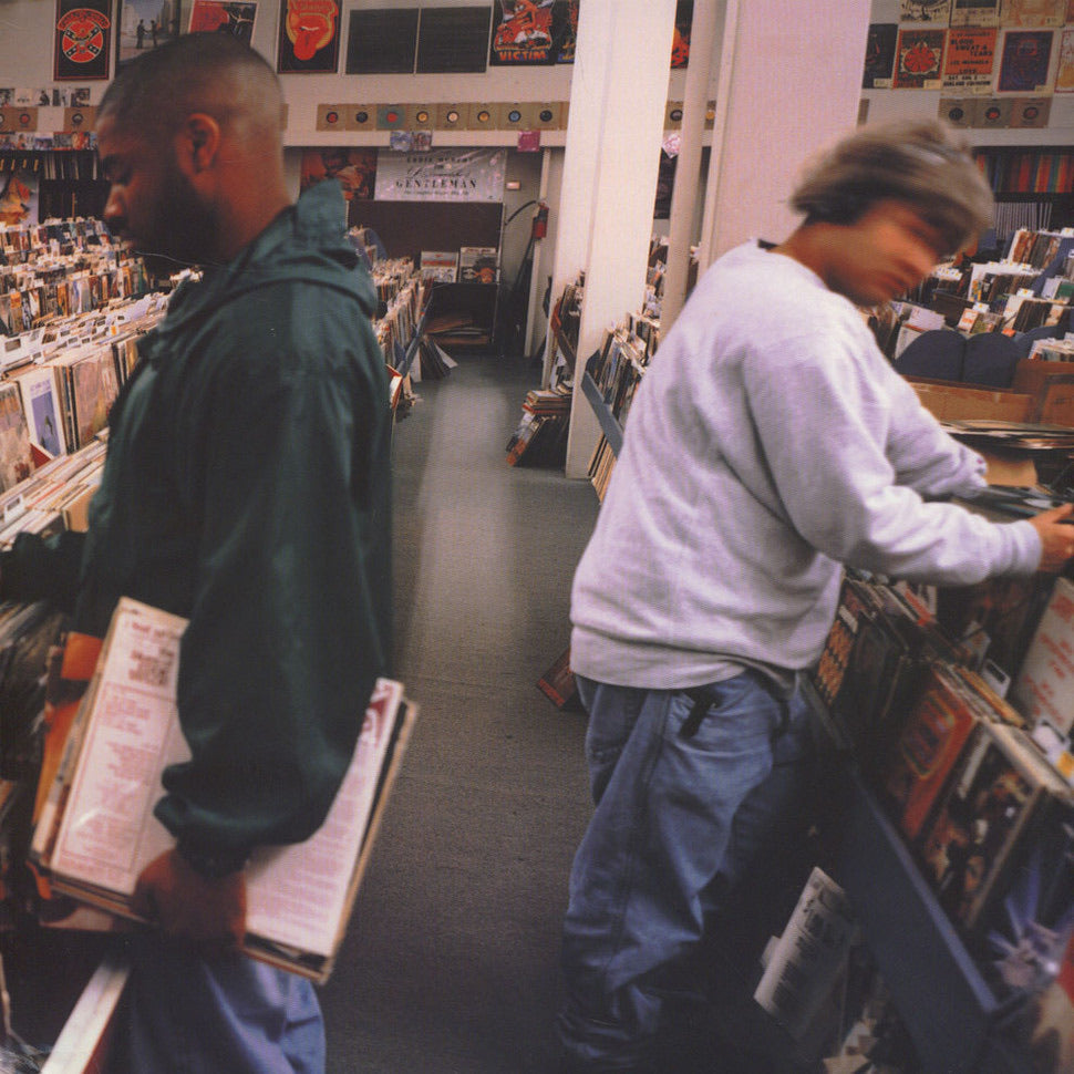 "Dj Shadow ""Entroducing"" 2LP"