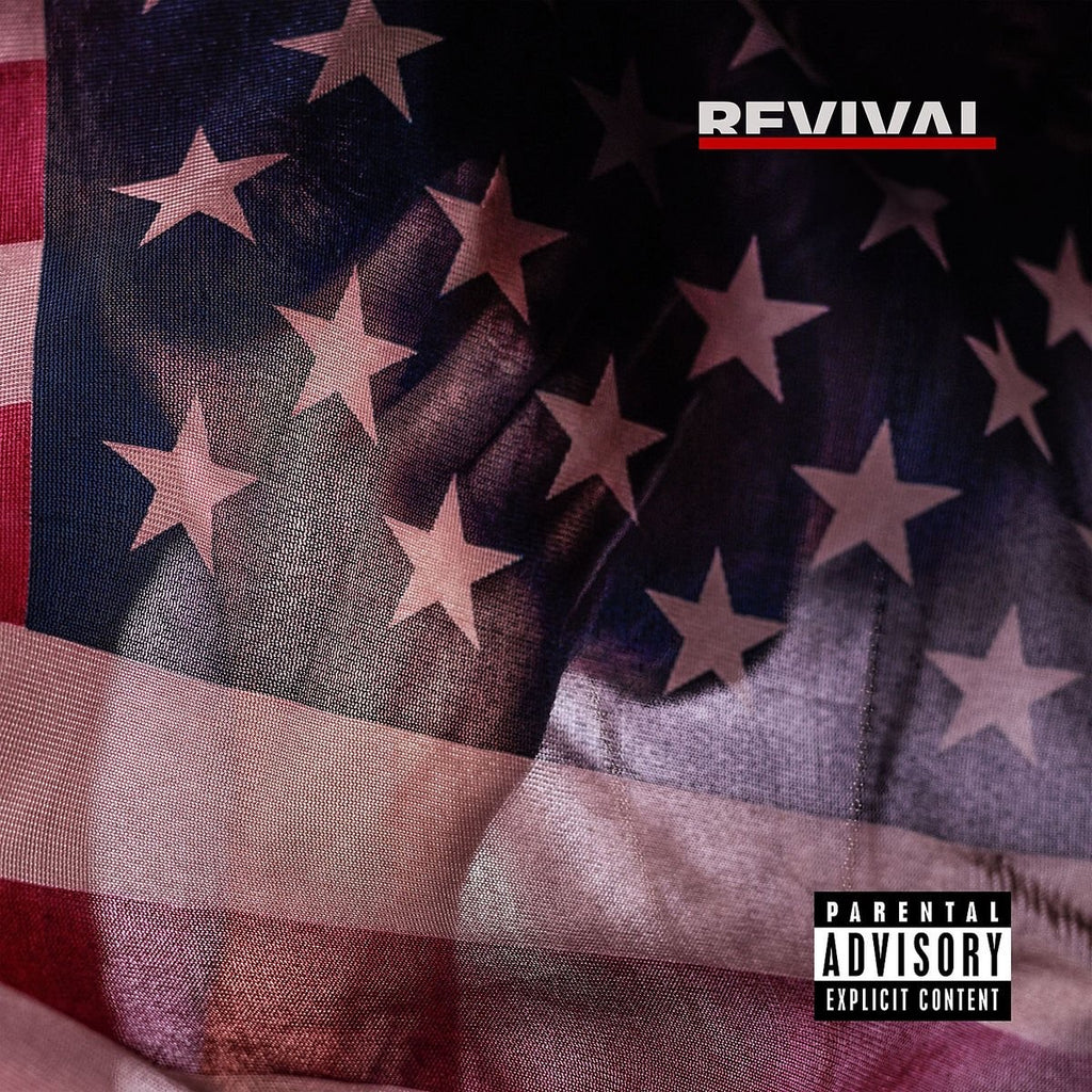 "Eminem ""Revival"" 2LP"