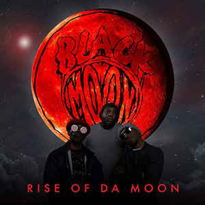 "Black Moon ""Rise Of Da Moon"" Red Vinyl Edition LP"