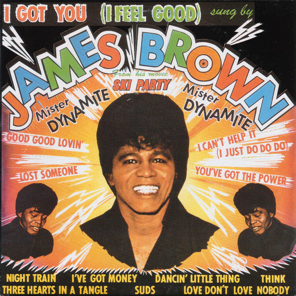 "James Brown ""I Got You (I Feel Good)"" LP"