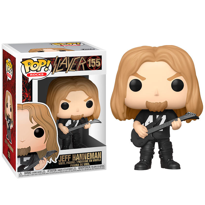 "JEFF HANNEMAN ""SLAYER"" FUNKO POP FIGURE #155"