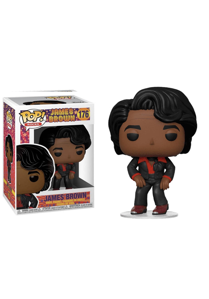 JAMES BROWN FUNKO POP FIGURE #176