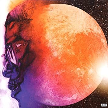 "Kid Cudi ""Man on the Moon I-The End of Day"" 2LP"