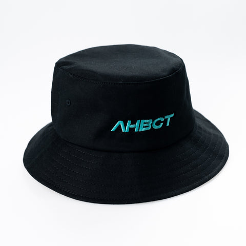 "A.H.B. BLACK ""AHBCT"" BUCKET HAT COD : 023-246-003"