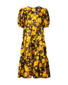 Lili Dress, Yellow Rose