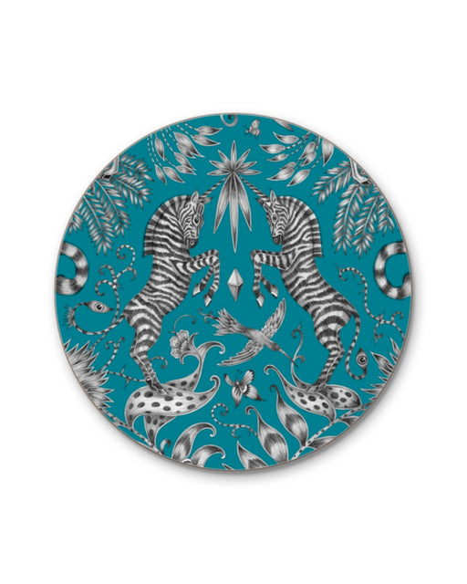 Kruger Turquoise Coaster