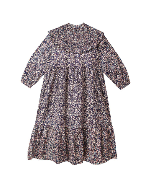 Jasmine Dress Japanese Ditsy