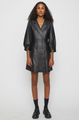 Lexia Leather Dress