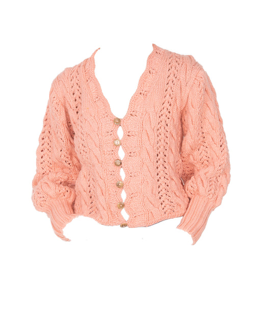 Dominica Sweater, Pink