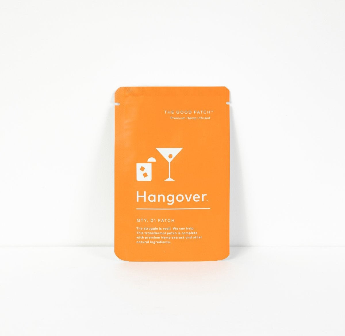 TGP Hangover Patch