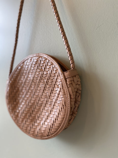 Audrey Bag, Dusty Rose