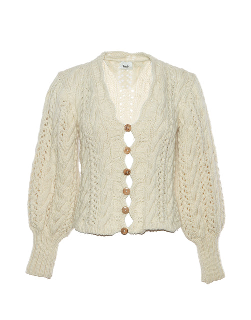 Dominica Sweater, Cream
