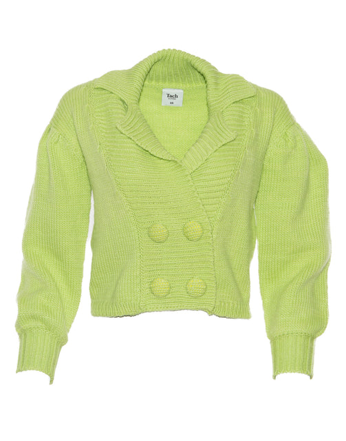 Mia Cardigan, Light Green