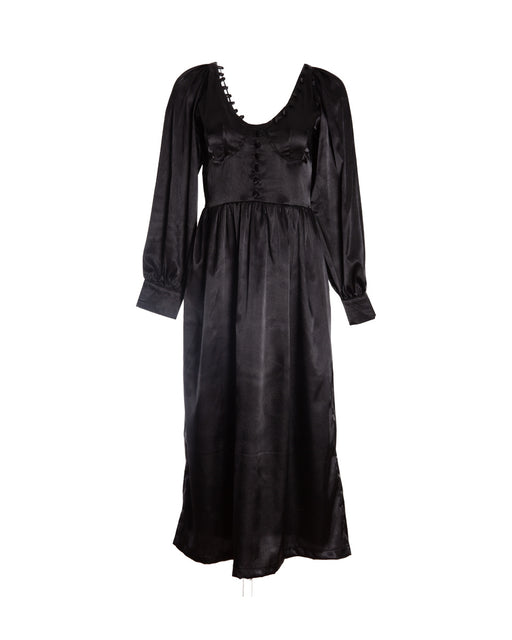 Nadine Dress Black