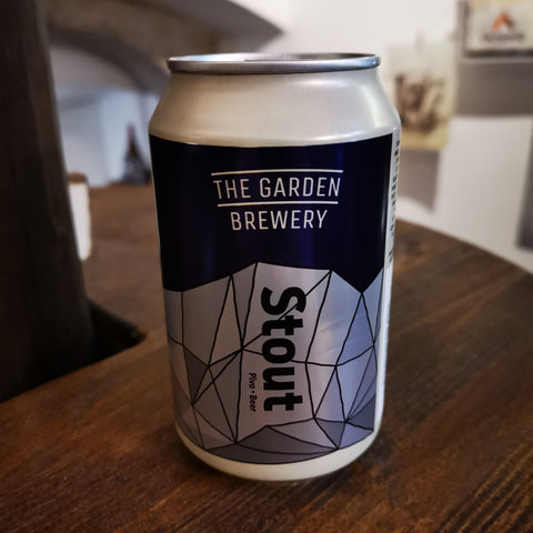 THE GARDEN BREWERY Stout