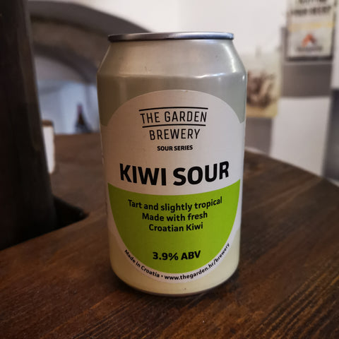 THE GARDEN BREWERY Kiwi Sour