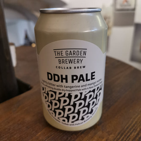THE GARDEN BREWERY/PELICON DDH Pale