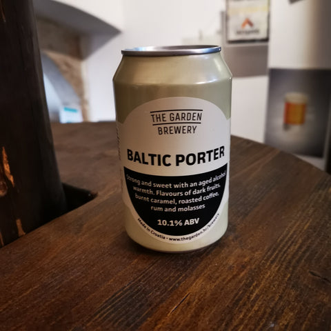 THE GARDEN BREWERY Baltic Porter