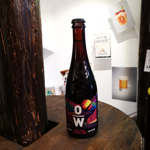 BREWDOG OW Cosmic Crush Raspberry