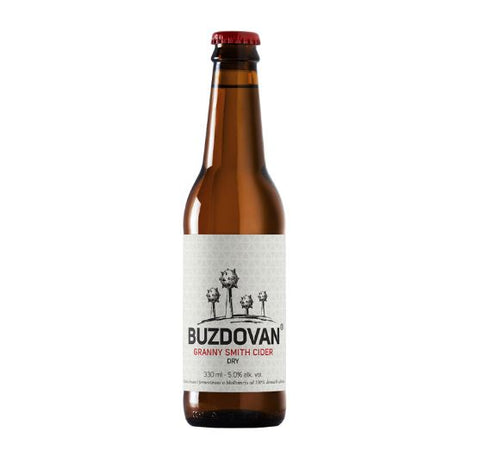 BUZDOVAN Apple Cider Dry / Granny Smith Cider