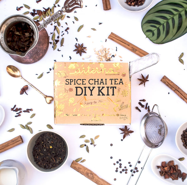 DIY Spice Chai Tea KIT | Gift Set