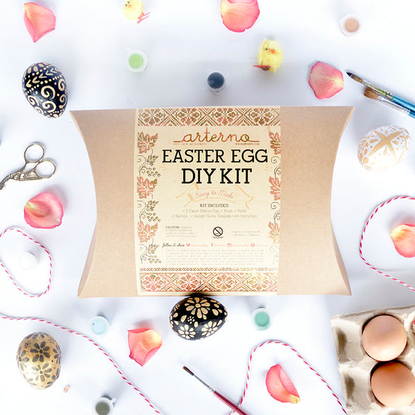 DIY Kit Egg Decorative Pysanka| Craft kit