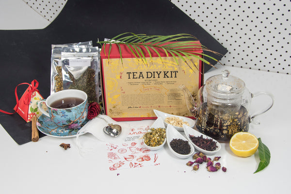 DIY TEA KIT | Gift Box
