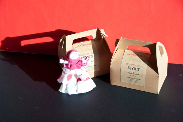 DIY Doll Motanka Kit