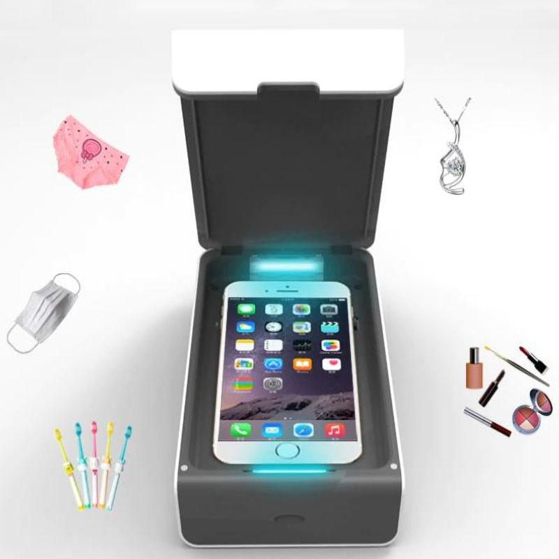 UV Phone Sanitizer Box