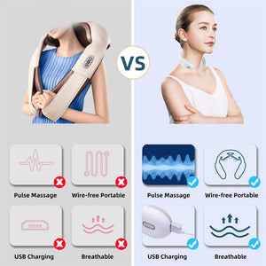 Portable Neck & Head Massager
