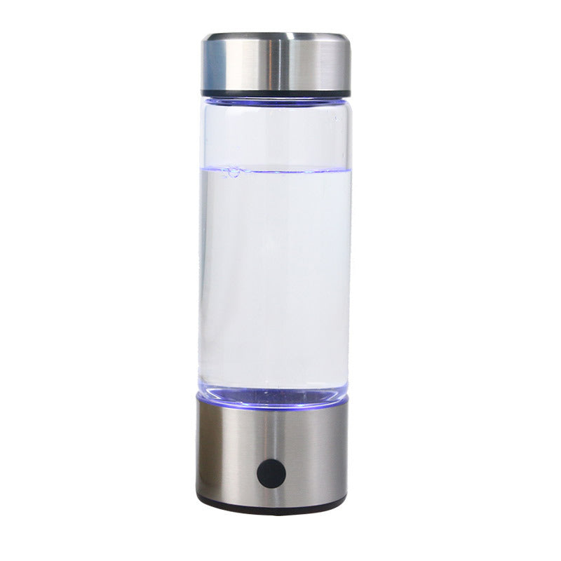 Hydrogen-Rich Water Bottle Ionizer