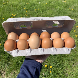 Eggs - Extra Large & Pullet