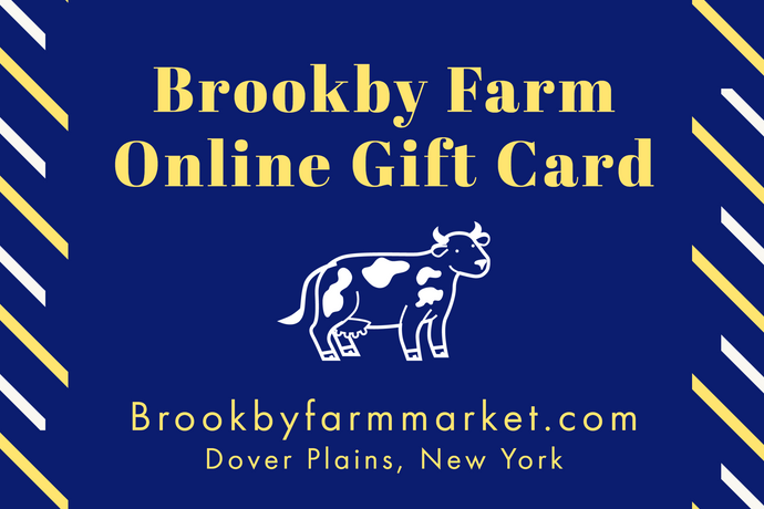 Brookby Farm Gift Card
