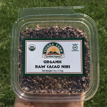 Load image into Gallery viewer, Raw Cacao Nibs