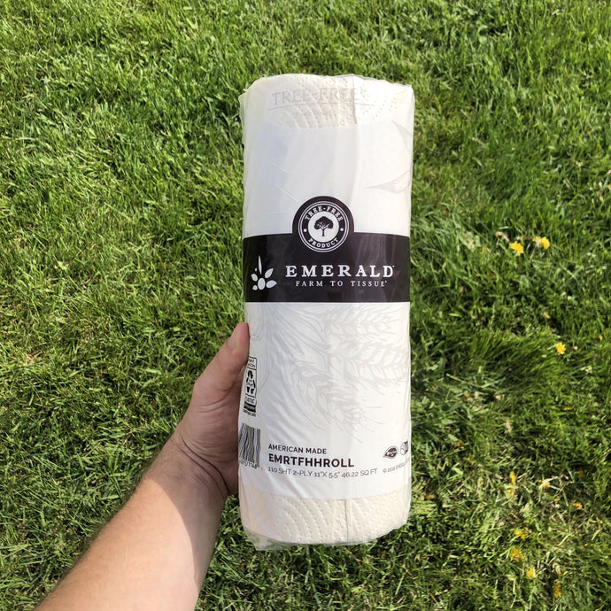 Tree-Free Paper towel - Individually Wrapped