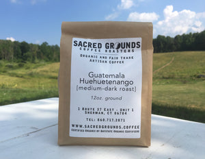 Sacred Grounds Coffee (Ground)