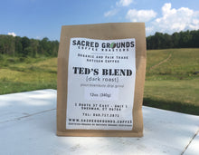 Load image into Gallery viewer, Sacred Grounds Coffee (Ground)