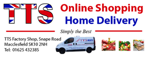 TTS Factory Shop Home Delivery